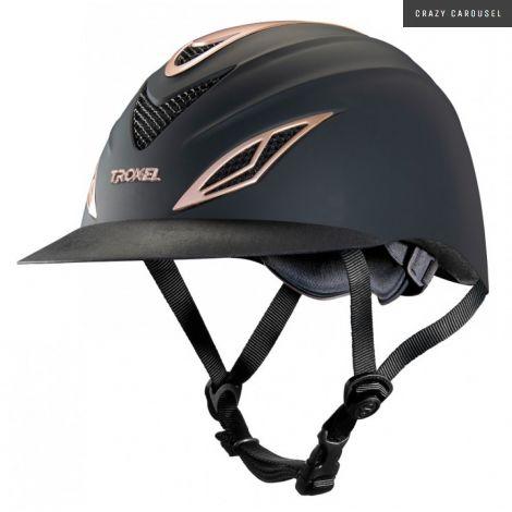 Troxel avalon rose gold edition helmet