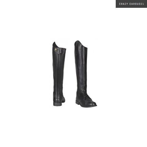 Tuffrider start synthetic leather field boots