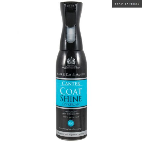 Carr and day canter coat shine conditioner