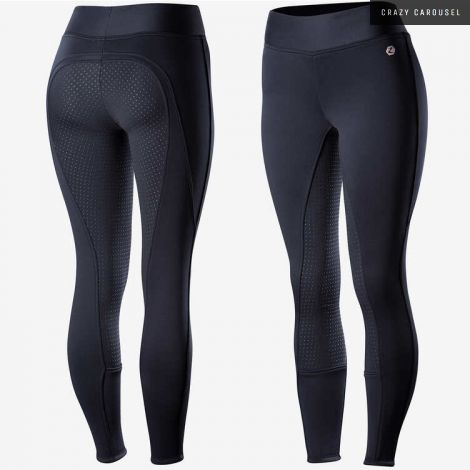 Horze active full seat silicone women's tight