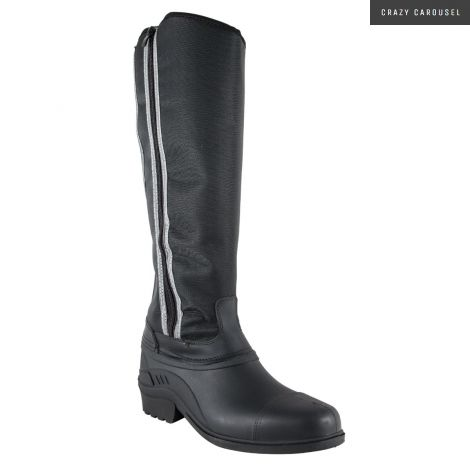 Ovation Blizzard Tall Zip Boots