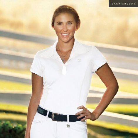 Romfh competitor short sleeve show shirt