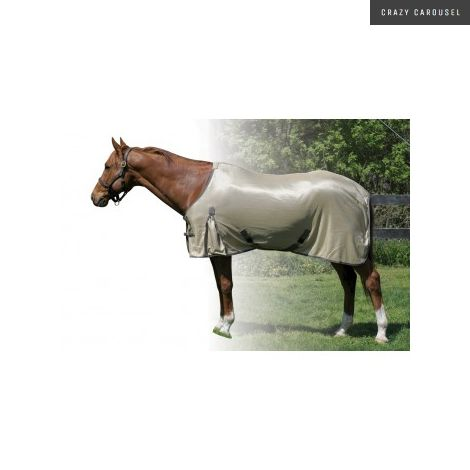 Soft touch fly sheet