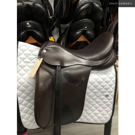 Barnsby Brown Dressage Saddle