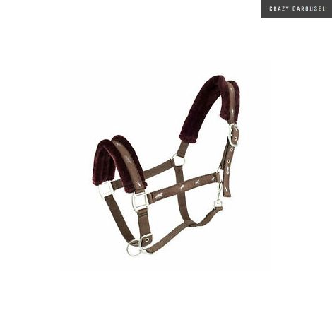 Plush Padded Pony Halter