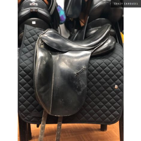 Courbette wide - extra-wide  Dressage Saddle