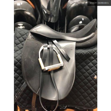 "18"" M Tekna Dressage Saddle"