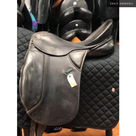 "18"" MW Keiffer Champion Dressage Saddle"