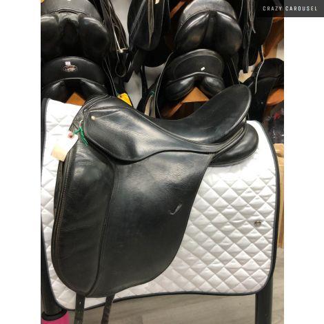 "Schleese Dressage Saddle 18"""