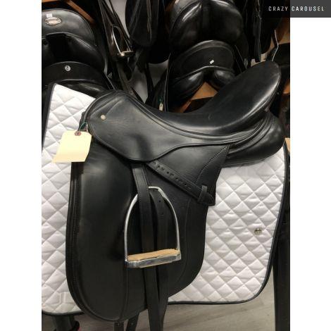 "Schleese Dressage Saddle 18"" M/W"