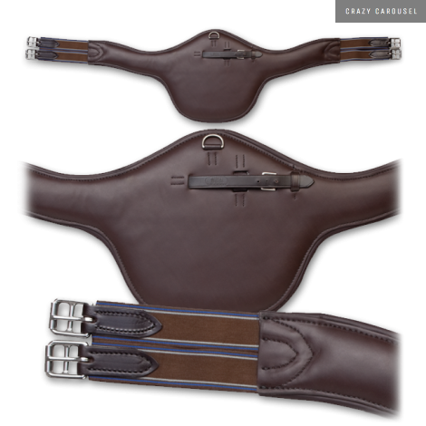 Stubben belly guard girth