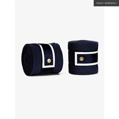 Polos PS of Sweden (Ensemble de 4) - Bleu marin/Blanc
