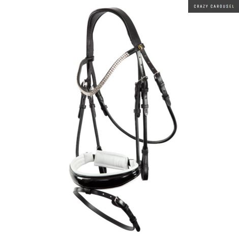 Br snaffle plymouth bridle FULL