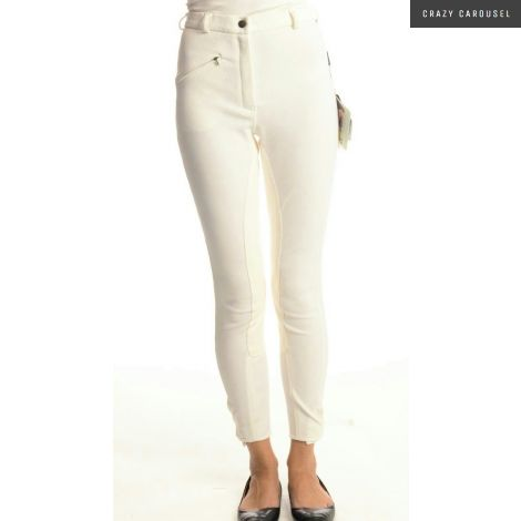 Tuffrider ribbed full seat breeches