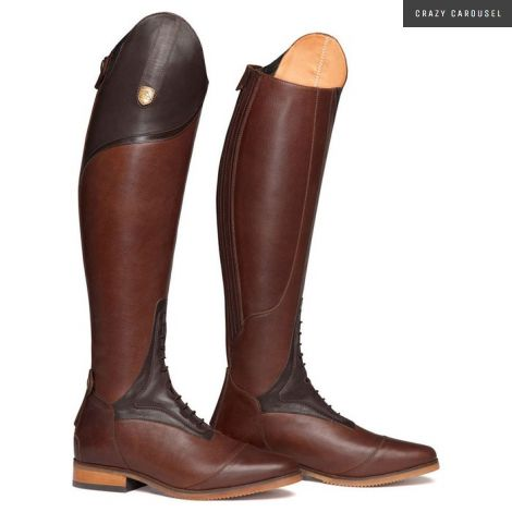 Mountain Horse Sovereign Brown Field Boot