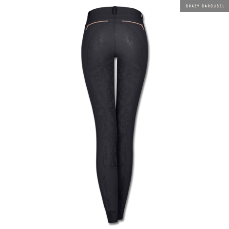 Goya breeches black-rose gold