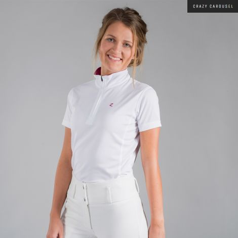 Horze trista short sleeve shirt