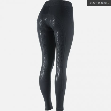 Horze madison full seat tights black