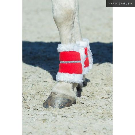 Horze christmas leg wraps