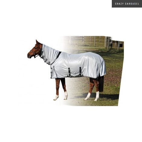 Deluxe fly sheet with belly guard
