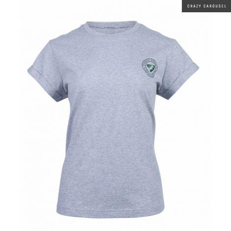 Aubrion Croxley T-Shirt - Gris