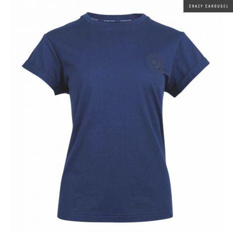 Aubrion Croxley T-Shirt - Bleu Marin