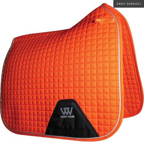 Tapis de selle dressage Woof Wear - Orange