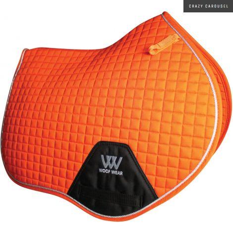 Tapis de selle Close Contact Woof Wear - Orange