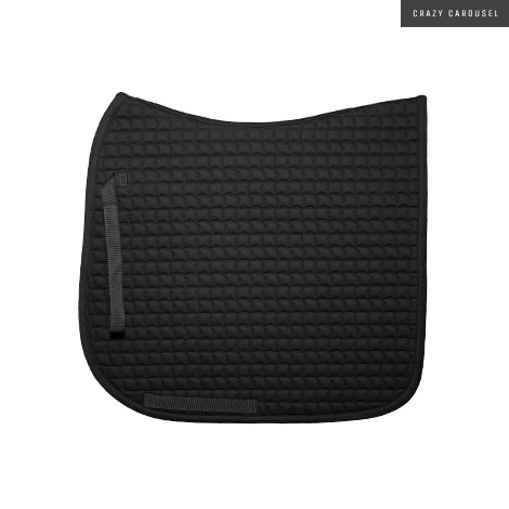 Eskadron black dressage pad