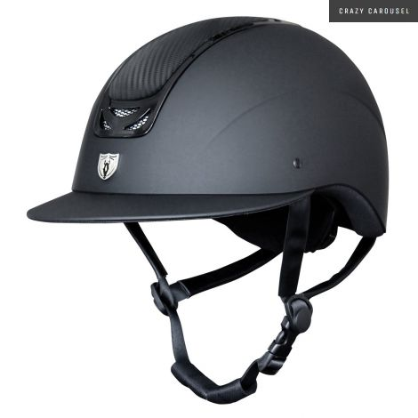Tipperary royal carblon leather helmet