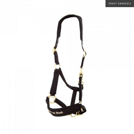 Back on track halter