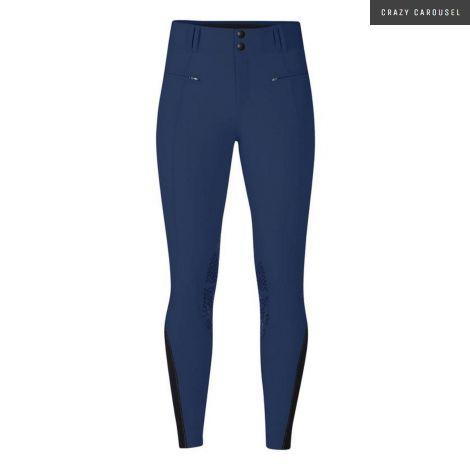Pantalons Kerrits Affinity Ice Fil - Bleu Marin