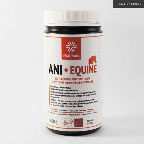 Ani-Equine supplement alimentaire bio-fermenté