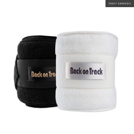 Back On Track Fleece Bandages