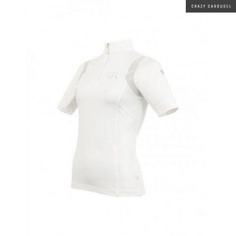 Chemise de competition BR Rochelle - Blanc