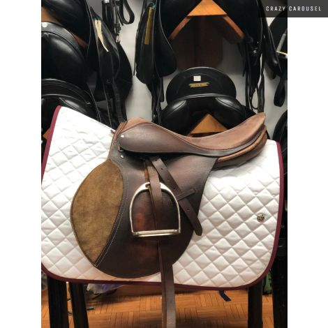 "BR 16.5"" Wide All Purpose Saddle"
