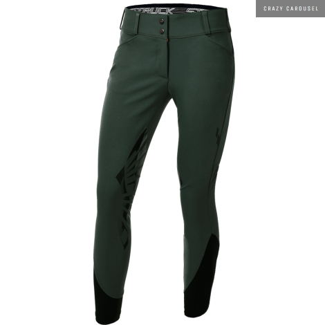 Pantalons Struck Serie 50 en couleur Emerald