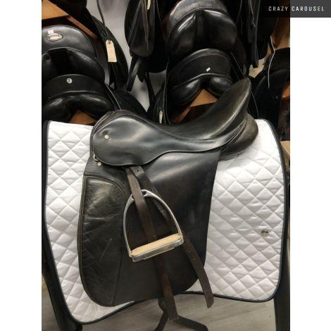 English Shire Dressage Saddle