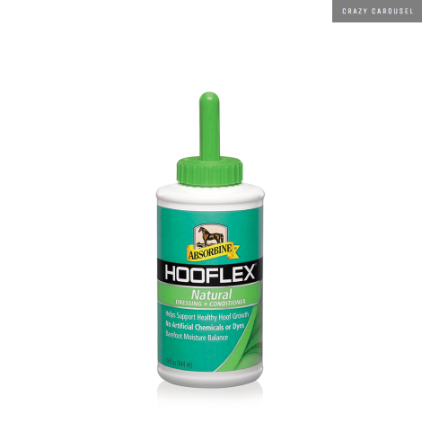 Hooflex Natural Dressing + Conditioner