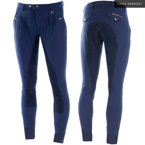 Horze Grand Prix FSC Pleated Men's Breeches