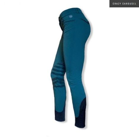 Pantalon protege genou Vision - Vert