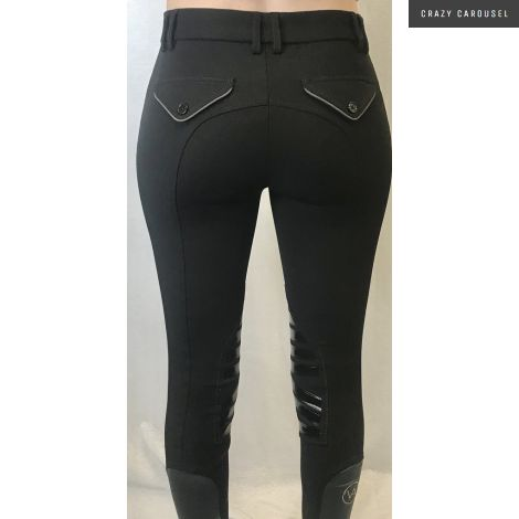 Pantalon protege genou Vision - Noir