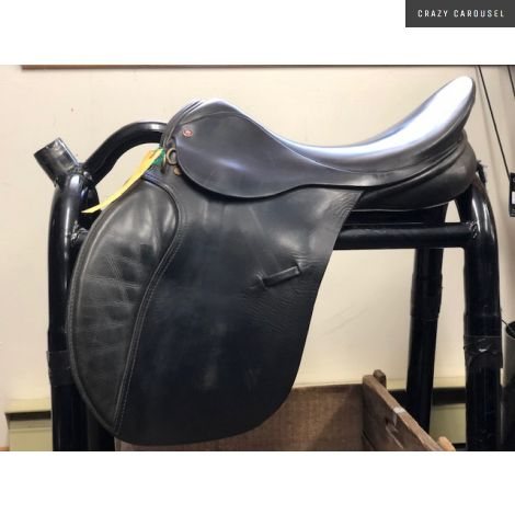 Lovette and rickets A/P saddle 18'' med