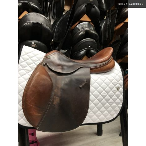 "18"" M/W Intrepid Close Contact Saddle"