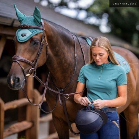 Chandail LeMieux Activewear manche courte - Vert