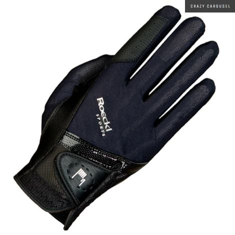 Roeckl Madrid Gloves Black