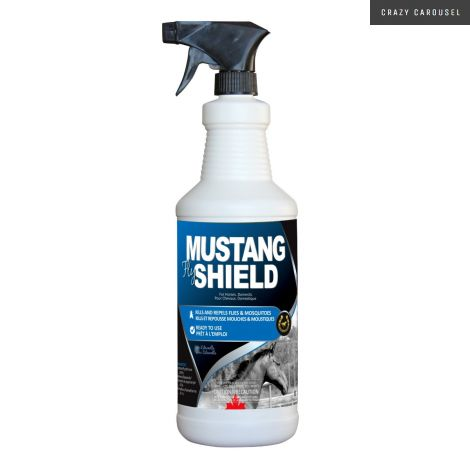Mustang Fly Shield