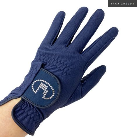 Roeckl Lisboa Gloves Navy