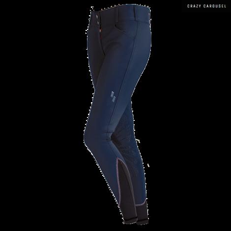 Pantalons Struck Serie 50 en couleur Navy