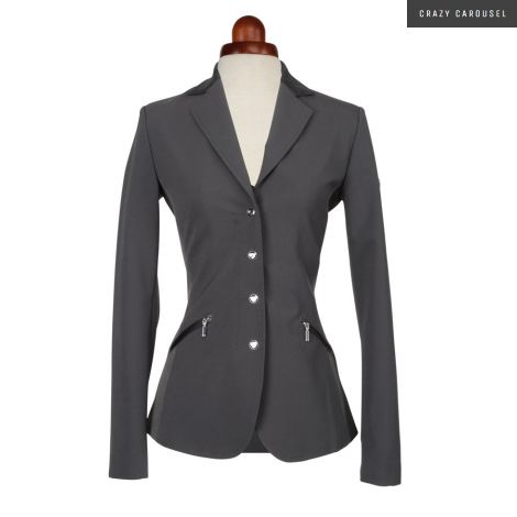 Aubrion oxford black show jacket